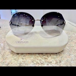 Swarovski Sunglasses (Made in Italy)